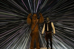 """Han Solo and Chewy • <a style=""""font-size:0.8em;"""" href=""""http://www.flickr.com/photos/28558260@N04/23529103978/"""" target=""""_blank"""">View on Flickr</a>"""