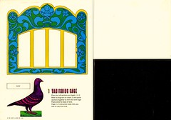 Houdini Magic Kit 1 (peculiarmanicule) Tags: groovy mod psychedelic vintage midcentury popart 1967 magic ephemera graphicdesign vintageephemera design