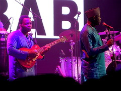 Orchestra Baobab at WOMAD 2017 (Andy Worthington) Tags: womad womad2017 womadfestival festivals music musicfestivals worldmusic wiltshire charltonpark andyworthington orchestrabaobab senegal barthelemyattisso