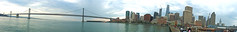 Bay Bridge View from Pier 14 at San Francisco (luo_wyne) Tags: