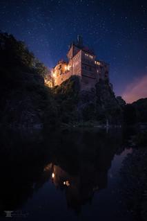 Burg Kriebstein unter dem Sternenzelt (Explore 08.08.17, #94)