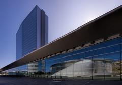 Philharmonie Luxembourg (Ernst_P.) Tags: architektur kirchberg lux luxembourg luxemburg philharmonie spiegelung sigma 1020mm