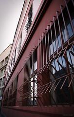 Pointed (Valeriia Diduryk) Tags: architecture red city mukachevo nikon d5100