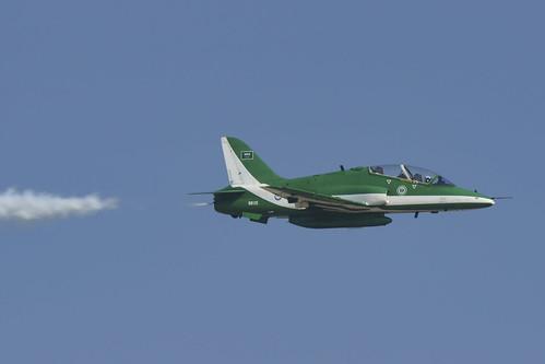 8805 Hawk SaudiAF Saudi Hawks 12385