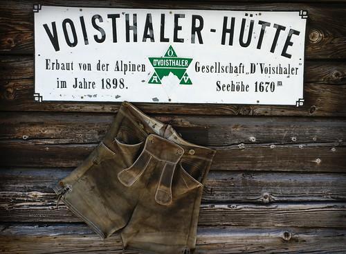 Voisthaler Hütte, Hochschwab