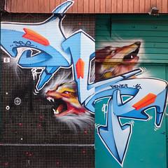 Street art (Liège 2017) (LiveFromLiege) Tags: liège luik wallonie belgique architecture liege lüttich liegi lieja belgium europe city visitezliège visitliege リエージュ льеж urban belgien belgie belgio street art graph graff graffiti graphiti rue de lagneau jnc