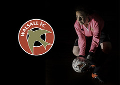 1-a (Pete_Dobson) Tags: walsall ladies football club soccer tricks portraits nikon d750 d800 su800 sb900 sb910