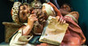 Detail of Elijah and the Prophets of Baal (Bernard Healy) Tags: sculpture propetsofbaal elijah juanalonsovillabrilleyron nationalgalleryofireland dublin countydublin ireland ie