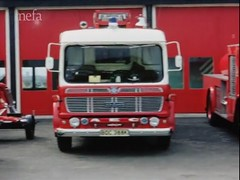 BCC388K ? AEC HCB Angus Billingham Fire Station (seacoaler) Tags: fire engine tender pump appliance cleveland teesside brigade