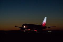 Посадка Airbus A319 Росия