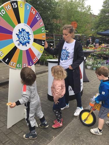 Wheel of Fortune Sunday market Herentals