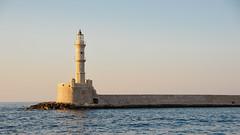 Chania Venetian Lighthouse (lorenzog.) Tags: chaniavenetianlighthouse chaniaoldtown chania crete hriti greece nikon d700 ilobsterit travel lighthouse