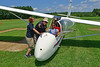Anthony Casson's glider ride  MAS_8129 (massey_aero) Tags: masseyaerodrome cassonfamilygliderridesaug192017 vintagesailplaneassociation vsaeastcoastsailplanemeet sailplane glider