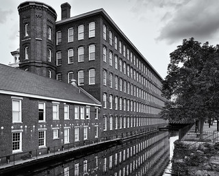 Lowell cotton mill