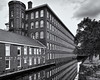 Lowell cotton mill (Tim Ravenscroft) Tags: mill cotton building architecture lowell massachusetts monochrome blackandwhite blackwhite hasselblad hasselbladx1d x1d