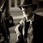 Hats and horses. thumbnail