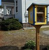 Little Free Library, Dental Connection, Nashua NH (gorydetails) Tags: bookcrossing littlefreelibrary nashua