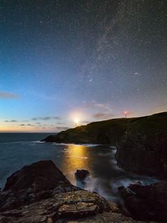 Tiny heavenly jewels - Trevose lighthouse, Cornwall, England