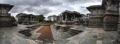 Halebidu, Karnataka, India (Yesmk Photography) Tags: halabidu karnataka india bangalore onestatemanyworlds yesmk muthukumar panorama nikon d90 tokina 1116mm iamnikon travel tourism clouds