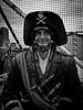 Pirate (Dahrth) Tags: panasoniclumixgf1 gf120 lumix20mm micro43 microquatretiers microfourthirds buccaneer pirate noiretblanc blackandwhite nb portrait