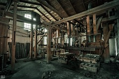 Wooden (Urbi et Urbex) Tags: urbex exploration urbanexploration urbanphotography urbexphotography photography oldindustry industrial old forgotten decay urbandecay abandoned abandonedplaces factory oldfactory abandonedworld machineporn oldmachinery industrialporn industrialarchitecture awesome mill oldmill wooden watermill opuszczone eksploracja zapomniane stare zniszczone fabryka starafabryka mlyn drewniane starymlyn mlynwodny