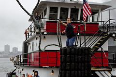 r_170903426_beat0053_a (Mitch Waxman) Tags: 2017greatnorthrivertugboatrace 42ndstreet buchanan donjon fireboatjohnjharvey hudsonriver midtown millerslaunch mistert newyorkcity newyorkharbor tugboat workingharborcommittee newyork