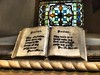 A passage from Psalms set in stone in St Patrick's Cathedral (M_Strasser) Tags: saintpatrickscathedral olympus olympusomdem1 ireland irland dublin stone bible stonebible