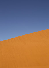 Sossusvlei Namibia (Frédérique Jaffeux) Tags: sand dunes namibia sossusvlei gold blue africa
