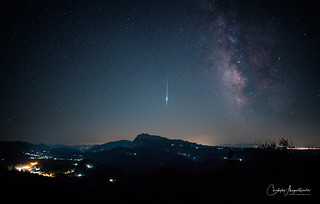 A Speck of Light in the Night Sky