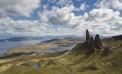The Storr (Joe stockdale) Tags: skye scotland uk gb landscape old man storr sky cloud sea may