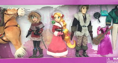 Tangled: The Series deluxe doll set (pseudanonymous) Tags: doll dolls disney disneyprincess tangled disneystore