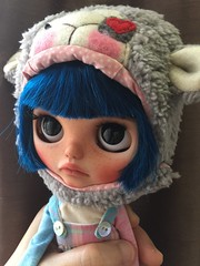 """ Gwiyomi "" new member of my Blythe Families .. 😍😘.."
