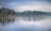 After the rain (Jyrki Salmi) Tags: jyrki salmi ristiina finland lake isle reflections