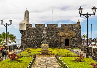 Castillo de San Miguel II. (Castle of San Miguel II).