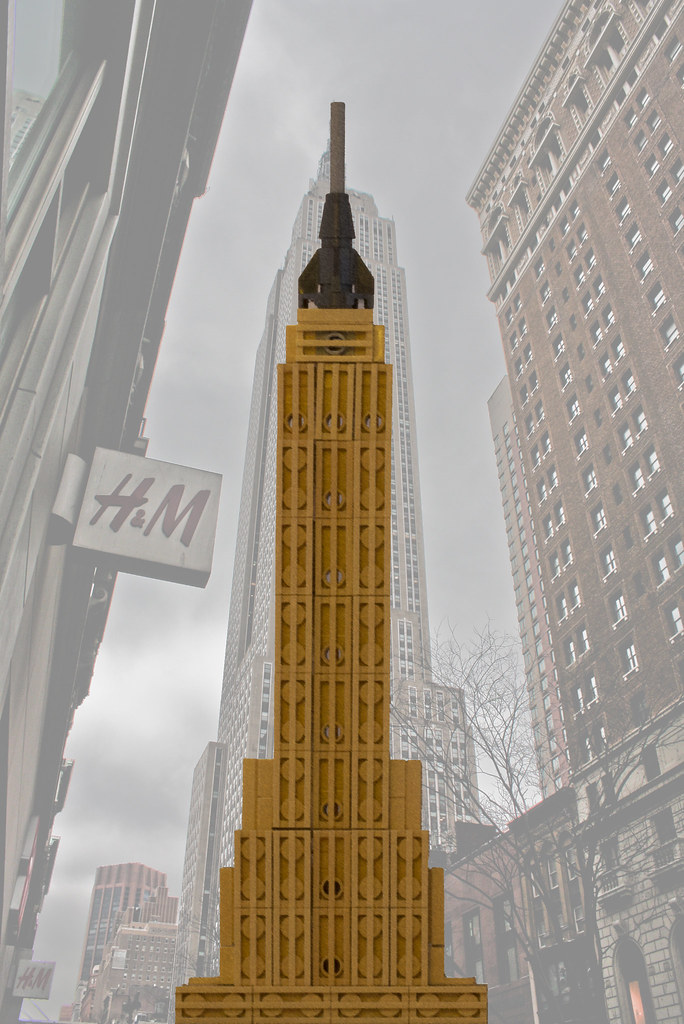 The Worlds Newest Photos Of Empirestatebuilding And Lego Flickr