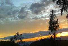 Sunset (Arlete M) Tags: sky sunset pôrdosol camposdojordãosp brasil brazil celular