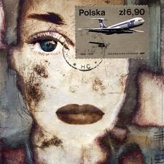 Hope (lorenka campos) Tags: digital artdigital mobileartistry layers modernart art modern women faces composite portrait