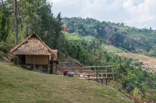 trekking chiang mai - thailande 29