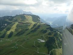 Anflug Steinplatte (Roland Henz) Tags: fliegen segelfliegen segelflug dassu unterwössen 2017 05082017 steinplatte anflug