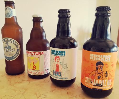 Birra Beer  Italian Sicilian