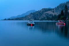 Day 224: Boats at Dusk