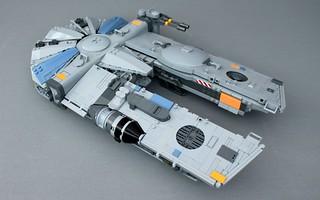 YT-1450 Light Freighter -