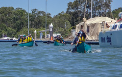 Cabbage Tree Creek Marina (Neil Ennis) Tags: boondallwetlands cabbagetreecreek marina kayak kayaking