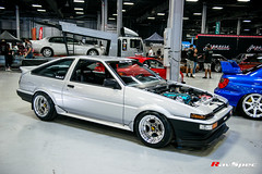 "WEKFEST 2017 NJ Ravspec WORK Equips 40 - Toyota Ae86 Corolla Artie • <a style=""font-size:0.8em;"" href=""http://www.flickr.com/photos/64399356@N08/36551998412/"" target=""_blank"">View on Flickr</a>"