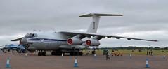 Ilyushin Il-76MD Left (21reasons) Tags: riat airtattoo fairford airshow aeroplane aircraft airplane plane ukrainianairforce ilyushin il76 il76md