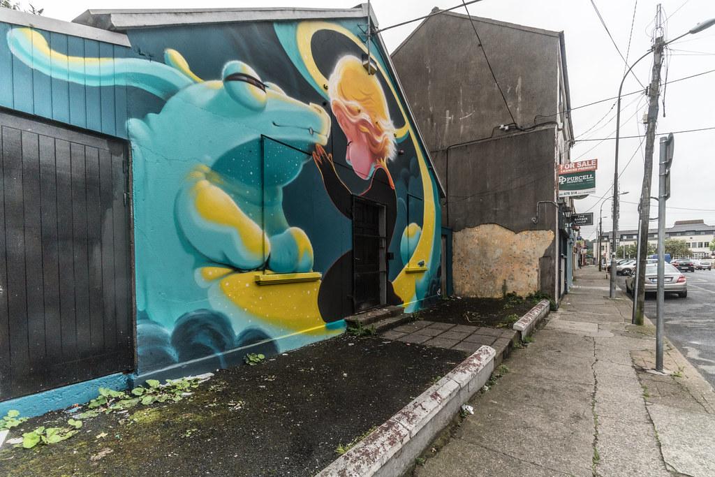 WATERFORD WALLS [AN ANNUAL INTERNATIONAL STREET ART FESTIVAL]-132172