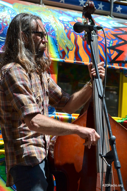 Jonathan Warren and The Billy Goats - Northwest String Summit - North Plains, OR - 07/15/17