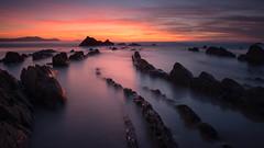 DRAGON'S LAIR (Jesus Bravo) Tags: sea mar long exposure larga exposicion barrika bizkaia basque country euskadi
