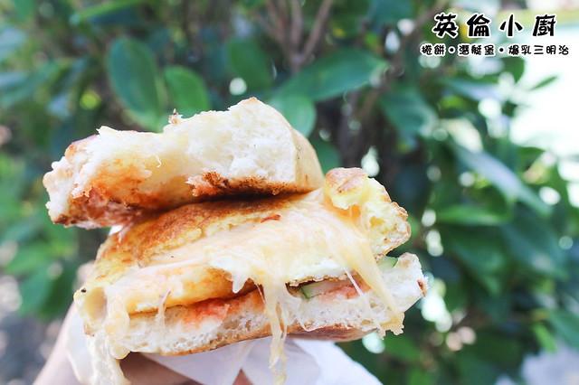 英倫小廚 超牽絲爆乳三明治讓起司控為之瘋狂!小廚風味牛肉潛艇堡清爽順口(已搬到新莊)【新莊美食】 @J&A的旅行