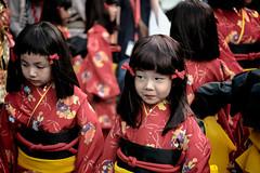 Kamuro (Rekishi no Tabi) Tags: kamuro oiran oiranprocession oirandotchu shinagawajuku shinagawashukubamatsuri tokyo fujifilm xpro2